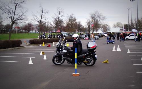 Motoros és kerékpáros közlekedésbiztonsági nap! 2018.04.07.